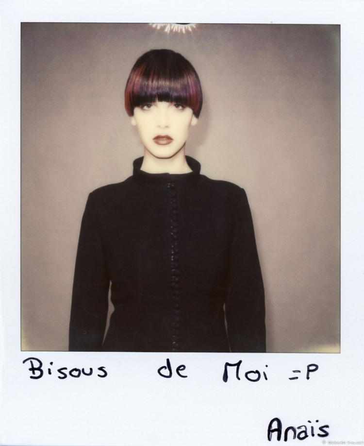 Coiffure de Paris, Collection SACO, Polaroïd SLR670 + Impossible color 600